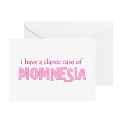 Momnesia Greeting Cards (Pk of 20)