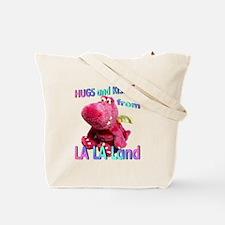 Pink Dragon / LaLaLand Tote Bag