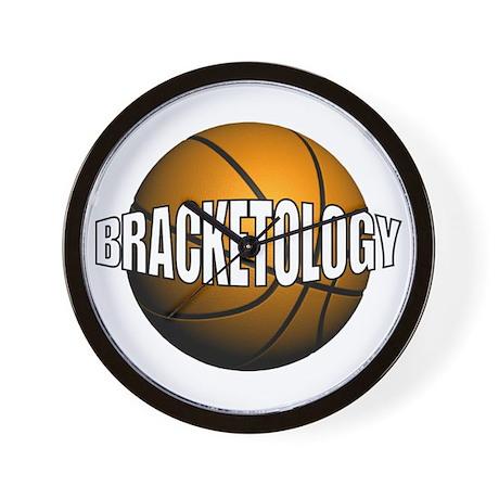 Bracketology - Wall Clock