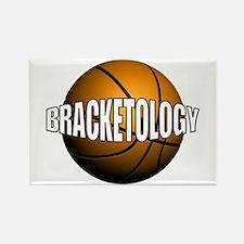 Bracketology - Rectangle Magnet