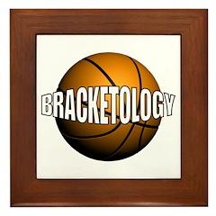 Bracketology - Framed Tile