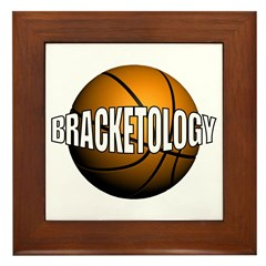 Bracketology - Framed Tile