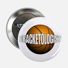 "Bracketologist - 2.25"" Button (10 pack)"
