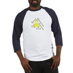 Endometriosis Month Baseball Jersey