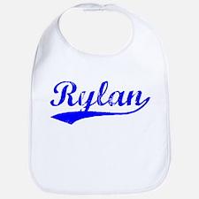 Vintage Rylan (Blue) Bib