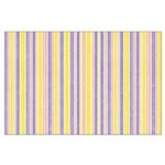 Pink, Purple, Yellow Stripe Large Poster
