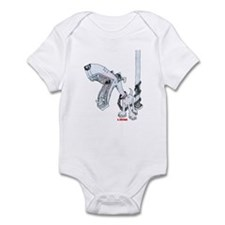 Leashed Infant Bodysuit