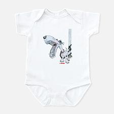 Leashed Infant Bodysuit