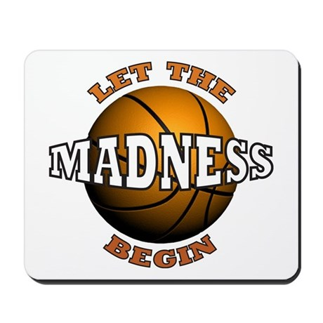 Madness Begins - Mousepad