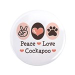 Peace Love Cockapoo 3.5