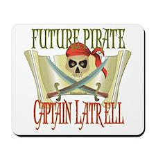 Captain Latrell Mousepad