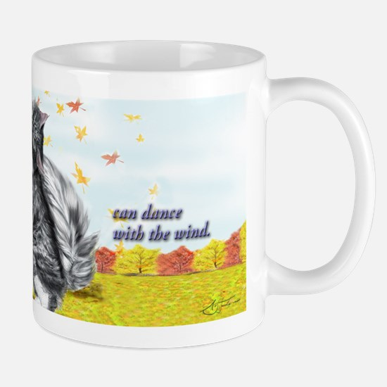 Warm freest heart skogkatt Mug