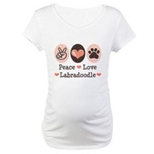 Peace Love Labradoodle Shirt