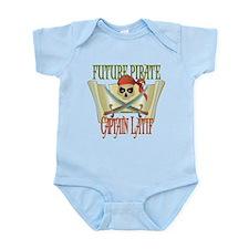 Captain Latif Infant Bodysuit