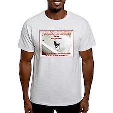 Lili Ash Grey T-Shirt