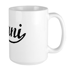 Vintage Giovani (Black) Mug