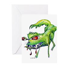 Cool Hoff Greeting Cards (Pk of 20)