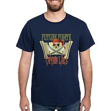Captain Lars T-Shirt