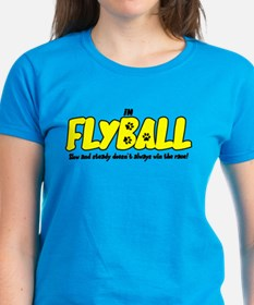 In Flyball Tee