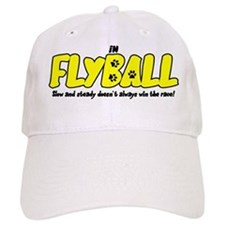 In Flyball Hat