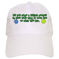 Less Time Flyball Hat