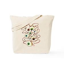 Flying Eye's Tote Bag