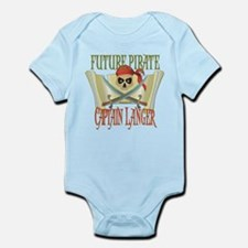 Captain Langer Infant Bodysuit