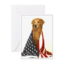 SNAPshotz Golden 4th of July Greeting Card