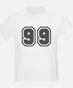 Number 99 T-Shirt