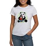 Panda Hugs Women's T-Shirt