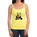 Panda Hugs Jr. Spaghetti Tank