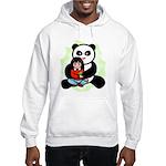 Panda Hugs Hooded Sweatshirt