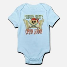 Captain Landon Infant Bodysuit