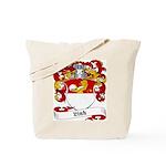 Link Family Crest Tote Bag