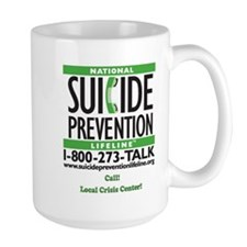 Prevent Suicide! Mug
