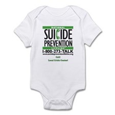Prevent Suicide! Infant Bodysuit