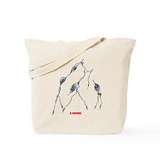 Social Eye's Tote Bag