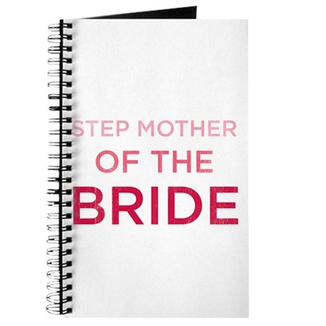 Step Mother of the Bride Journal
