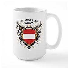 Number One Austrian Aunt Mug