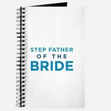 Step Father of the Bride Journal