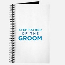 Step Father of the Groom Journal