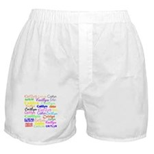Caitlyn All Over! Boxer Shorts