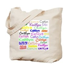 Caitlyn All Over! Tote Bag