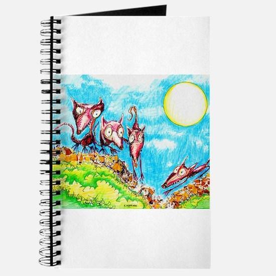 Rat Moon Journal