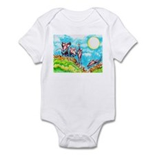 Rat Moon Infant Bodysuit