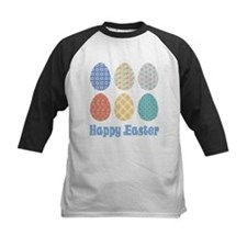 Happy Easter Decorated Eggs Tee