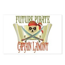 Captain Lamont Postcards (Package of 8)