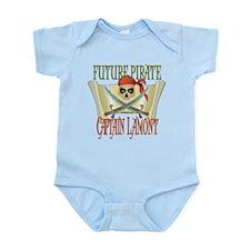Captain Lamont Infant Bodysuit