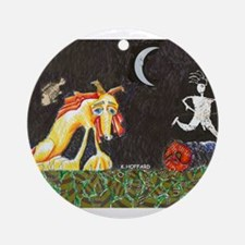 Lassie Come Home Ornament (Round)