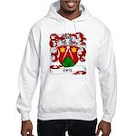 Lutz Family Crest Hooded Sweatshirt